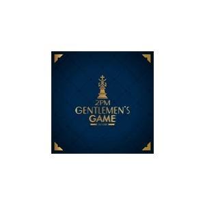 GENTLEMAN'S GAME(通常盤)【輸入盤】▼/2PM[CD]【返品種別A】|joshin-cddvd