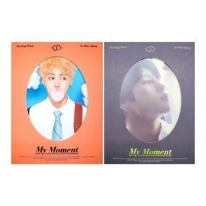MY MOMENT (1ST MINI ALBUM)【輸入盤】▼/HA SUNG WOON[CD]【返品種別A】 joshin-cddvd