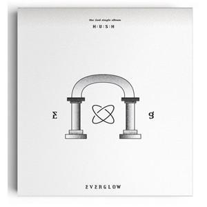 HUSH(2ND SINGLE ALBUM)【輸入盤】▼/EVERGLOW[CD]【返品種別A】 joshin-cddvd