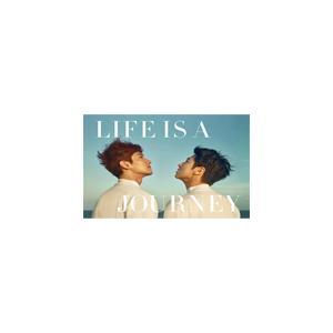 [枚数限定]LIFE IS A JOURNEY (PHOTOBOOK+DVD)【輸入盤】▼/東方神起[ETC]【返品種別A】 joshin-cddvd