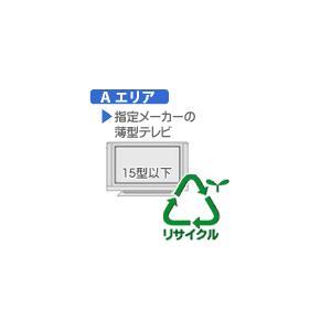 【弊社サービスエリア Aエリア】【リサイクル料】薄型テレビ.小型(15V型以下)メーカーA リサイクル料金+収集運搬料金 REC-US-S-IA joshin