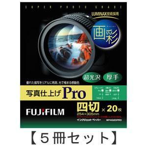 富士フイルム 画彩 写真仕上げ Pro 四切サ...の関連商品5