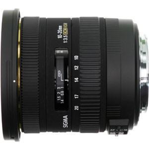 シグマ 10-20mm F3.5 EX DC HSM ※ペンタックスKマウント用レンズ(APS-Cサ...