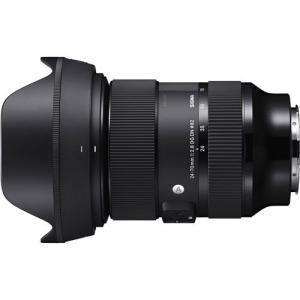 シグマ 24-70mm F2.8 DG DN ※Lマウント(フルサイズ対応) 24-70MMF2.8...