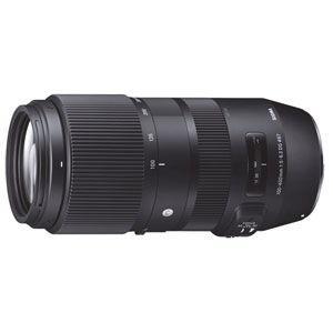 シグマ 100-400mm F5-6.3 DG OS HSM ※キヤノンEFマウント用レンズ(フルサ...