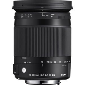 シグマ 18-300mm F3.5-6.3 DC MACRO OS HSM ※シグママウント用レンズ...