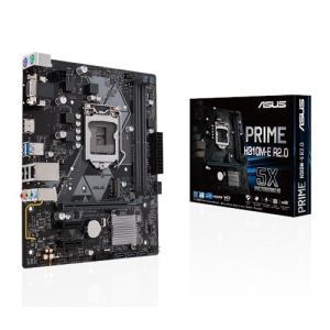 エイスース Micro-ATX対応マザーボードASUS PRIME H310M-E R2.0 PRIME H310M-E R2.0 返品種別B