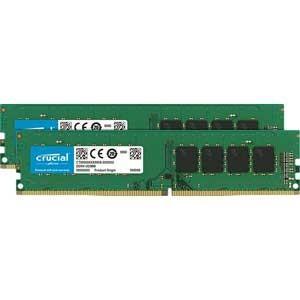 Crucial PC4-21300 (DDR4-2666)288pin DDR4 UDIMM 32G...