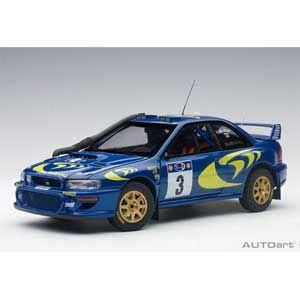 オートアート 1/ 18 スバル インプレッサ WRC 19...