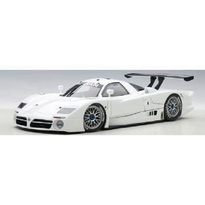 オートアート 1/ 18 日産 R390 GT1 1998年(ホワイト) (89877)ミニカー 返品種別B|joshin