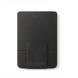 kobo Kobo Clara HD 専用スリープカバー(ブラック) スリープ・マグネットロック機能付、ハンズフリーで読書が楽しめるスタンド型 N249-AC-BK-E-PU 返品種別A|joshin
