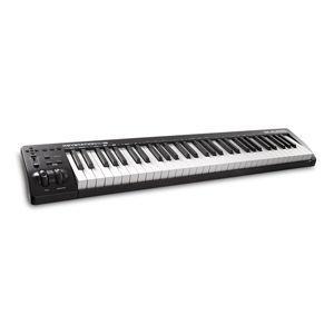 M-AUDIO 61鍵MIDIキーボード・コントローラ Keystation 61 MK3 MA-CON-033 返品種別A|joshin
