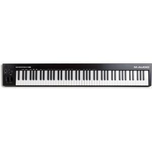 エムオーディオ 88鍵USB MIDIセミウェイト・キーボード M-AUDIO KEYSTATION...