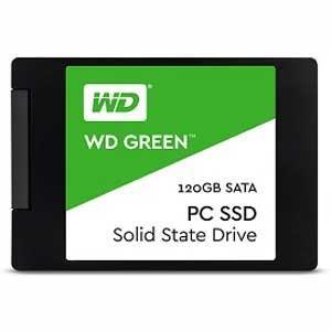 ウエスタンデジタル WesternDigital SSD WD Greenシリーズ 120GB WesternDigital WD Green WDS120G1G0A 返品種別B