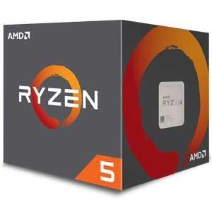 AMD AMD CPU 1600 BOX(CPUクーラー付属)(Ryzen 5) Ryzen 5 1600 BOX YD1600BBAEBOX 返品種別B
