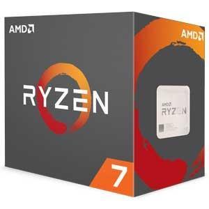 AMD AMD CPU 2700 BOX(CPUクーラー付属)(Ryzen 7) YD2700BBAFBOX 返品種別B