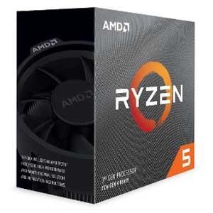 AMD AMD CPU 3600 BOX(Ryzen 5) Ryzen 第3世代 3600 Ryzen 5 返品種別B