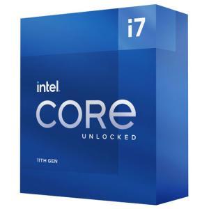 インテル (国内正規品)Intel CPU Core i7 11700K(Rocket Lake-S) 第11世代 インテル CPU BX8070811700K 返品種別Bの画像
