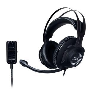 在庫状況:在庫僅少/◆HyperX Cloud Revolverは、オーディオ精度を向上させるために...