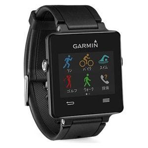 ガーミン スマートウォッチ(ブラック) GARMIN vivoactive J(ヴィヴォアクティブJ) 129706 返品種別A