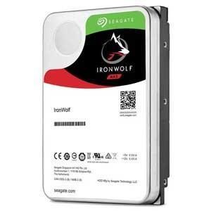 Seagate (バルク品)3.5インチ 内蔵ハードディスク 8.0TB IronWolf(NAS向...