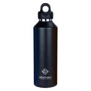 REVOMAX 真空断熱ボトル RevoMax2 0.95L オニキスブラック DWF-32419B 返品種別A|joshin