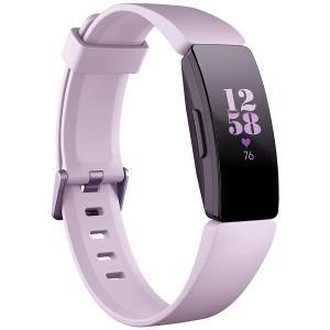 フィットビット ウェアラブル活動量計(Lilac) L/ SサイズFitbit Inspire HR...