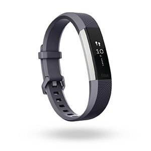フィットビット ウェアラブル活動量計・睡眠計・心拍計(ブルーグレー/ Sサイズ)Fitbit Alta HR FB408SGYS-CJK 返品種別A|joshin