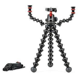 在庫状況:入荷次第出荷/◆ゴリラポッドリグは耐荷重5kgと大型一眼レフカメラが装着可能、またアームが...