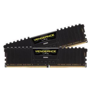 コルセア PC4-21300 (DDR4-2666)288pin DDR4 DIMM 8GB(4GB×2枚) CMK8GX4M2A2666C16 返品種別B