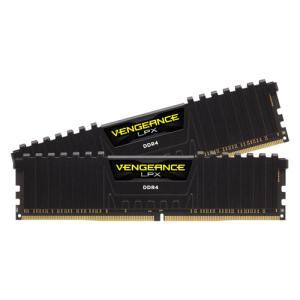 コルセア PC4-21300 (DDR4-2666)288pin DDR4 DIMM 32GB(16GB×2枚) CMK32GX4M2A2666C16 返品種別B