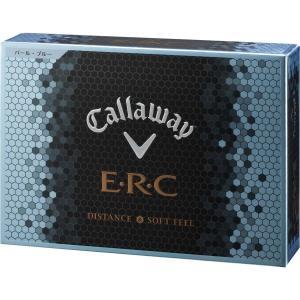 キャロウェイ E・R・C ゴルフボール 1ダース12個入り(パールブルー) Callaway CW16 ERC PEARL BLUE 12P 64228531200117 ERC16 BL 12P 返品種別A|joshin