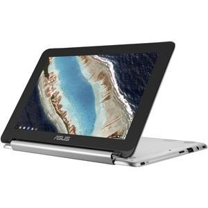 エイスース 10.1型ノートパソコン ASUS Chromebook Flip C101PA C101PA-OP1 返品種別A|joshin|02