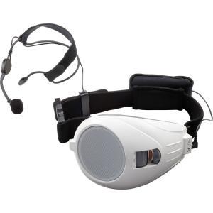 TOA ハンズフリー拡声器 (ホワイト) ティーオーエー ER-1000A-WH 返品種別Aの画像