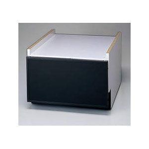 リンナイ 下部キャビネット スライドオープンタイプ用(ブラック)45cmタイプ Rinnai 幅45cm ビルトイン食洗機専用 KWP-454K-B 返品種別A|joshin