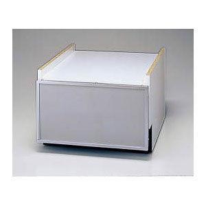リンナイ 下部キャビネット スライドオープンタイプ用(シルバー)45cmタイプ Rinnai 幅45cm ビルトイン食洗機専用 KWP-454K-SV 返品種別A|joshin