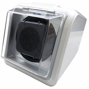 時計用品 ウォッチワインダー1本巻き オフホワイト KA078-003 返品種別B|joshin