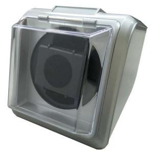 時計用品 ウォッチワインダー1本巻き シルバー KA078-013 返品種別B|joshin
