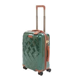 ストラティック スーツケース ハードシェル(Sサイズ)ダークグリーン Stratic Leather & More(レザー&モア) 3-9894-55 3-989455160 返品種別B|joshin