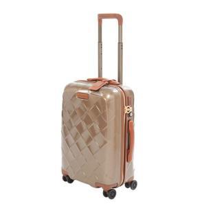 ストラティック スーツケース ハードシェル(Sサイズ)シャンパン Stratic Leather & More(レザー&モア) 3-9894-55 3-989455150 返品種別B|joshin