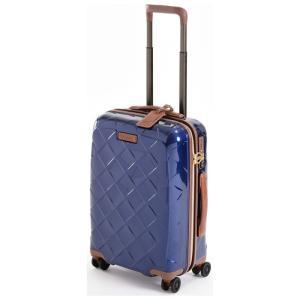 ストラティック スーツケース ハードシェル(Sサイズ)ネイビーブルー(日本限定色) Stratic Leather & More(レザー&モア) 3-9902-55 3-990255030 返品種別B|joshin