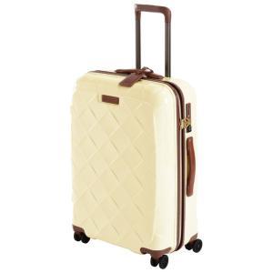 ストラティック スーツケース ハードシェル(Mサイズ)ミルク(日本限定色) Stratic Leather & More(レザー&モア) 3-9902-65 3-990265170 返品種別B|joshin