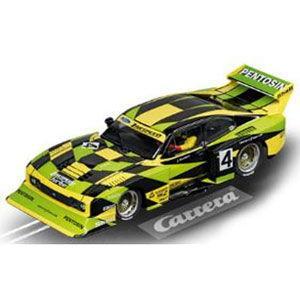 """No.3/"""" Carrera Digital 132 Ford Capri Zakspeed Turbo /""""D/&W-Zakspeed Team"""