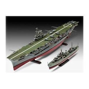 ドイツレベル 1 720 HMS アーク...