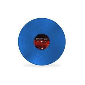 ネイティブインストゥルメンツ コントロール・ヴァイナル (ブルー) TRAKTOR SCRATCH Control Vinyl MK2 Blue TRAKTORSCRATCHCVMK2B 返品種別A|joshin