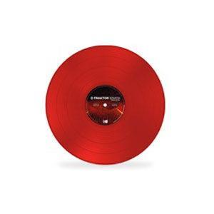 ネイティブインストゥルメンツ コントロール・ヴァイナル (レッド) Native Instruments TRAKTOR SCRATCH Control Vinyl MK2 Red TRAKTORSCRATCHCVMK2R 返品種別A|joshin