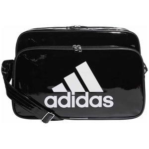 アディダス エナメルバッグ(ブラック/ ホワイト・容量:27L) adidas エナメルバッグL A...