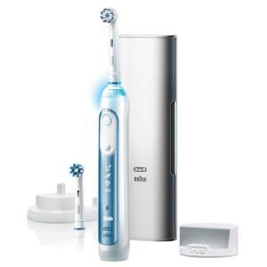ブラウン 電動歯ブラシ BRAUN Oral-B (オーラルB) SMART7000 D7005245XP 返品種別A joshin