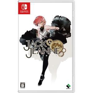 ブロッコリー (特典付)(Switch)ジャックジャンヌ 通常版 返品種別B