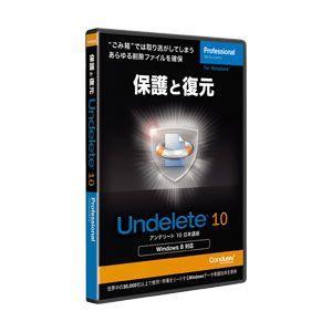 相栄電器 Undelete 10 Professional アンデリート 返品種別A|joshin